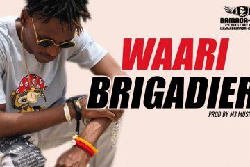 BRIGADIER - WAARI Prod by M3 MUSIC