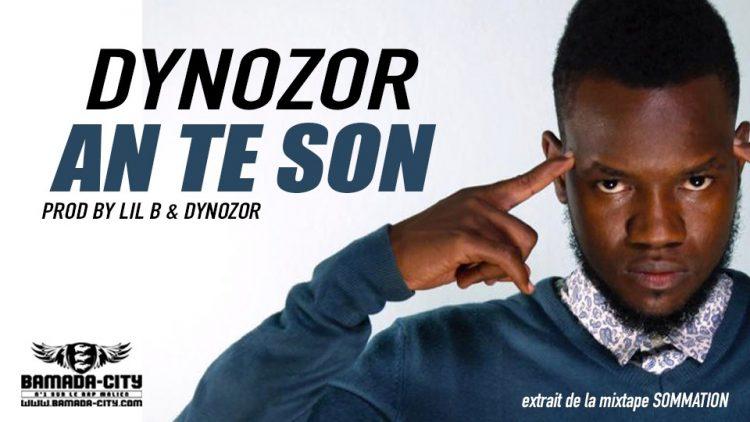 DYNOZOR - AN TE SON extrait de la mixtape SOMMATION Prod by LIL B & DYNOZOR