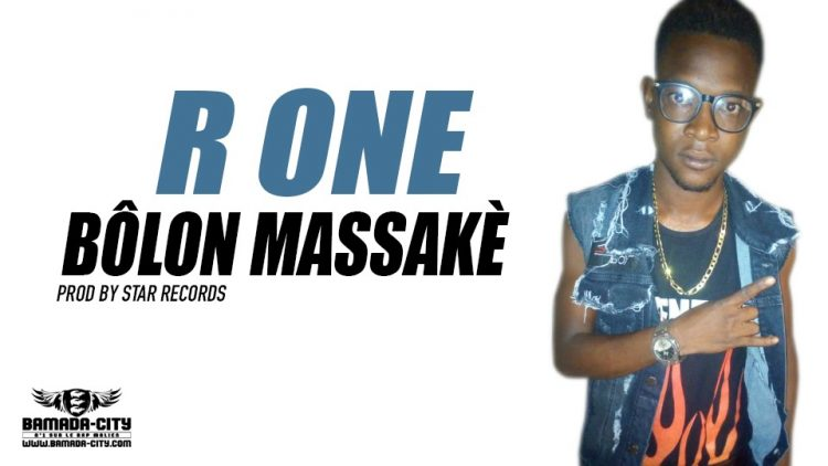 R ONE - BÔLON MASSAKÈ Prod by STAR RECORDS