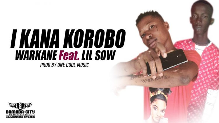 WARKANE Feat. LIL SOW - I KANA KOROBO Prod by ONE COOL MUSIC