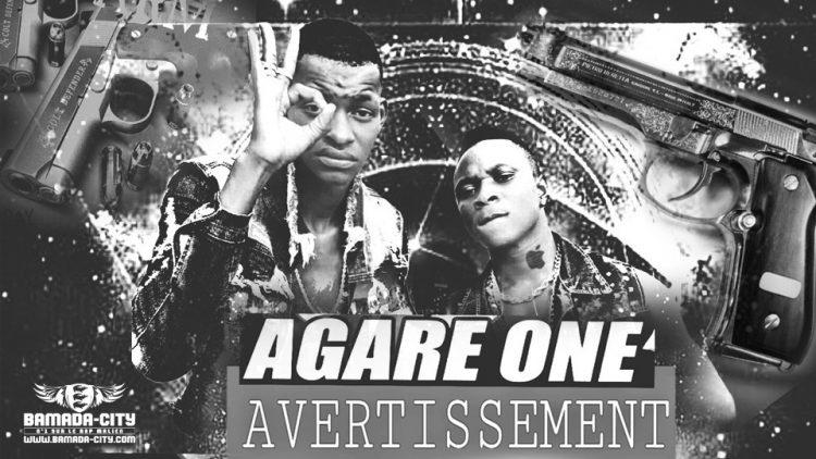 AGARE ONE - AVERTISSEMENT Prod by LAFIA SEYBA