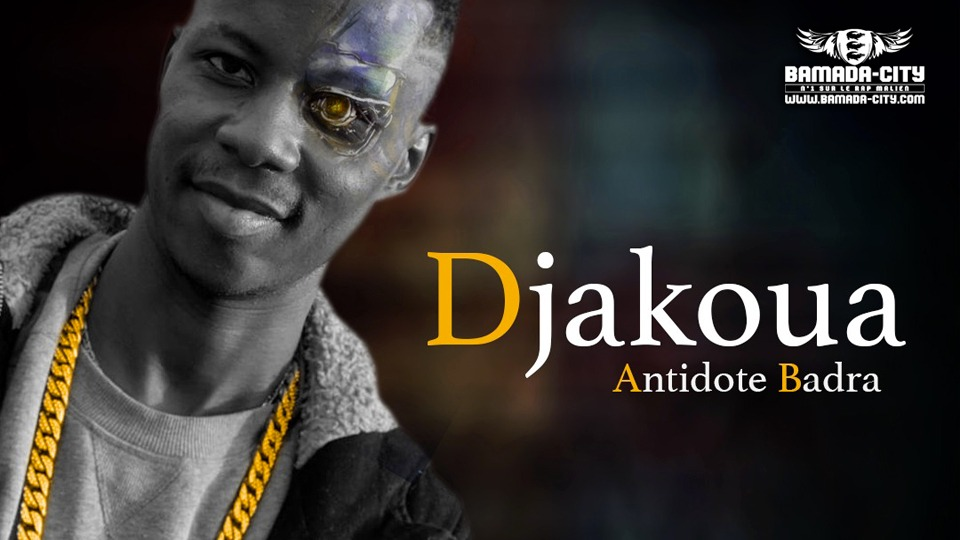 ANTIDOTE BADRA -DJAKOUA - Prod by DOUCARA ON THE TRACK