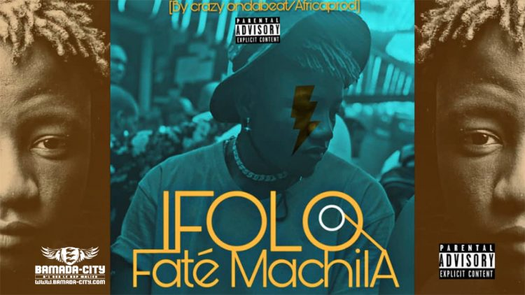 I FOLO - FATÉ MACHILA Prod by CRAZY ON DA BEAT & AFRICA PROD