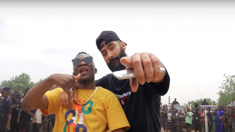 IBA ONE Feat. LA FOUINE - SNAPPER (Clip Officiel)