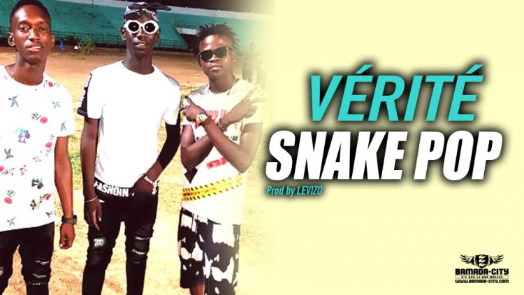 SNAKE POP - VÉRITÉ Prod by LEVIZO