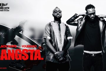 BLACK DOPE Feat. YOUNG PÔ - GANGSTA - Prod by BLACK DOPE