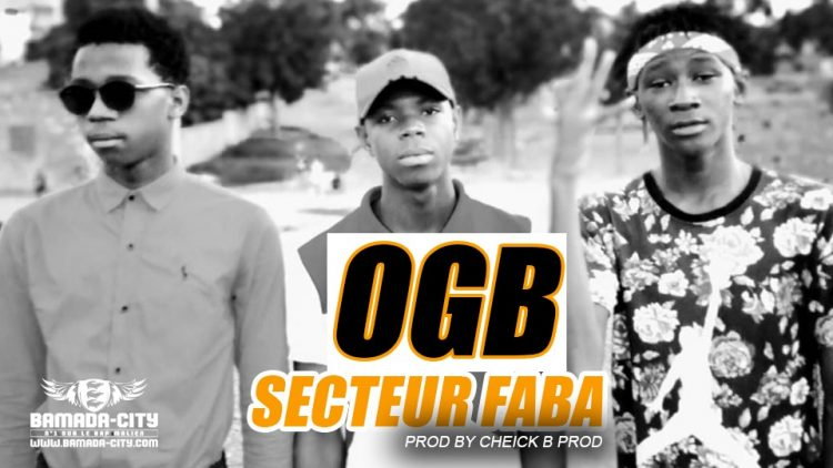 SECTEUR FABA - OGB Prod by CHEICK B PROD