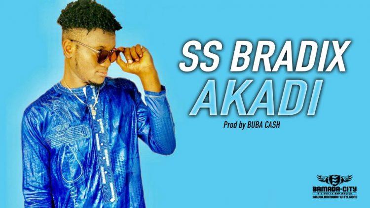 SS BRADIX - AKADI Prod by BUBA CASH