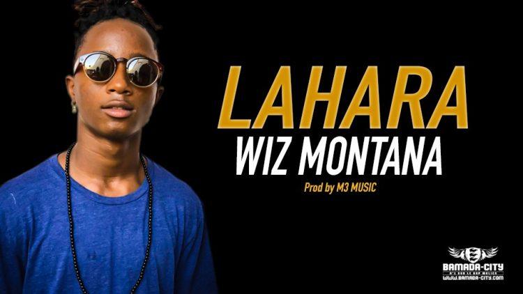 WIZ MONTANA - LAHARA Prod by M3 MUSIC