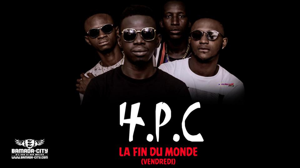 4PC - LA FIN DU MONDE (VENDREDI) extrait de l'album ONG BACK - Prod by LVDS