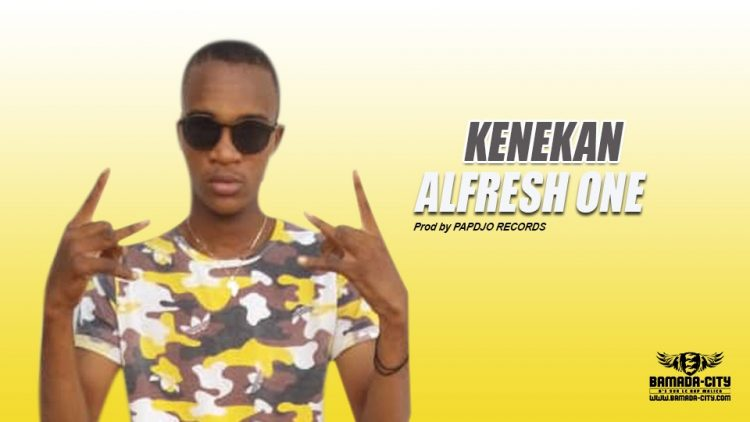 ALFRESH ONE - KENEKAN - Prod by PAPDJO RECORDS