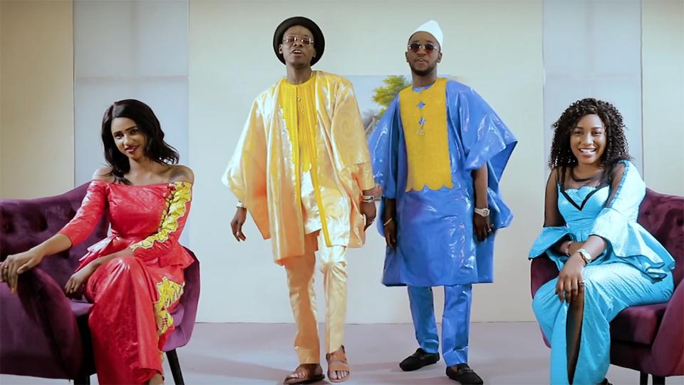 Dr KEB Feat. SIDIKI DIABATE – AFRICAN WOMAN