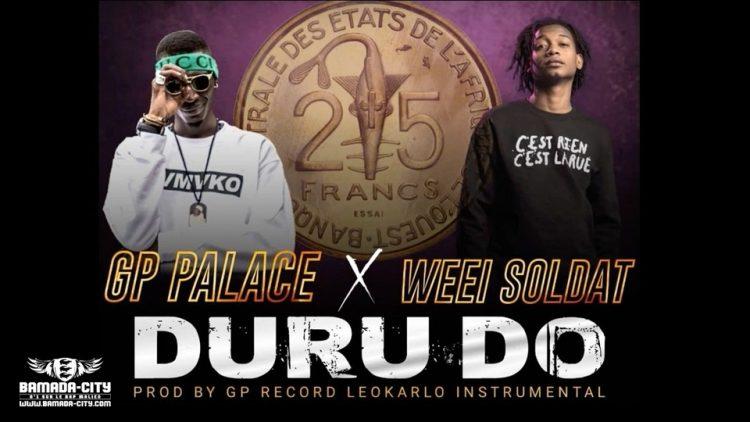 GAMEZI PALACE GP Feat. WEEI SOLDAT - DURU DO - Prod by GP RECORDS LEOKARLO INSTRUMENTAL