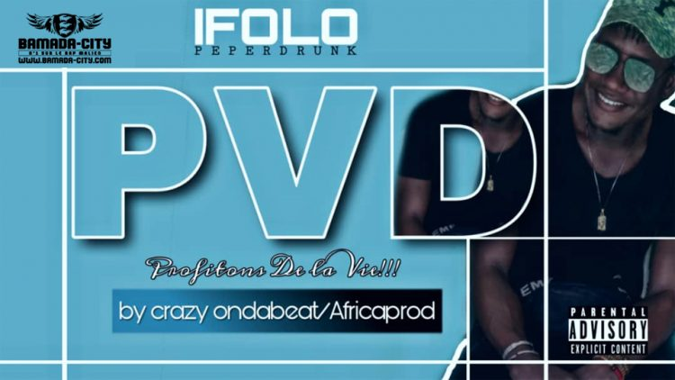 IFOLO - PROFITONS DE LA VIE Prod by CRAZY ON THE BEAT & AFRICA PROD