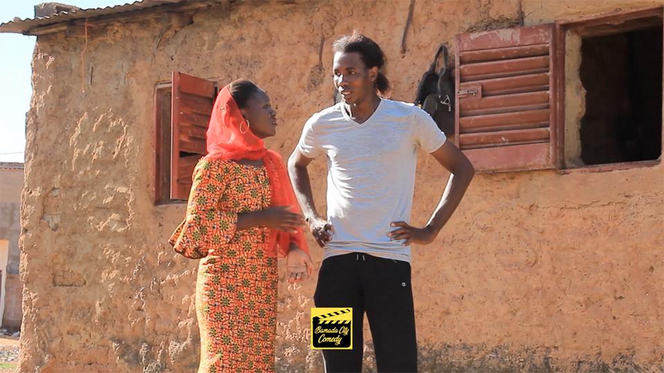 PETIT GUIMBA N°3 dans DIATIGUI FATÔ NI DJELIBA KARATÔ (Vidéo Comédie)
