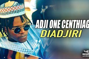 ADJI ONE CENTHIAGO - DIADJIRI - Prod by BAK BAKARA