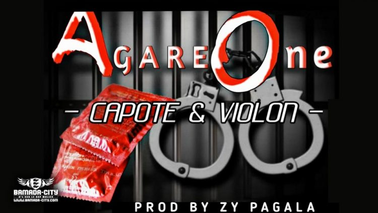 AGARE ONE - CAPOTE & VELON - Prod by ZY PAGALA