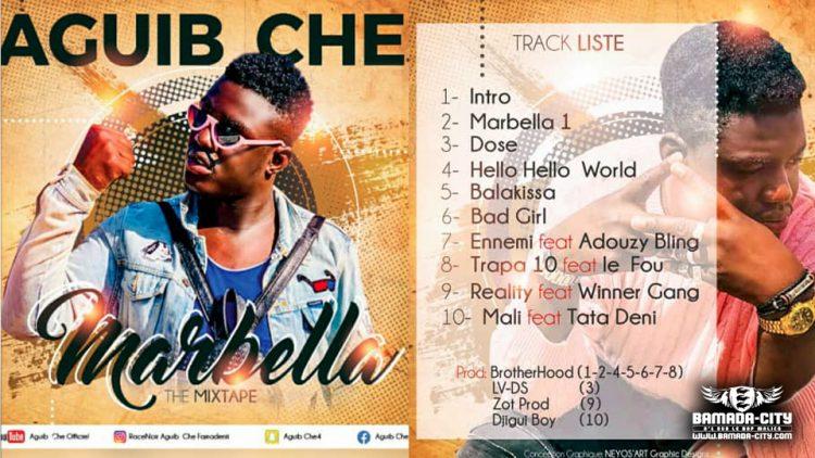 AGUIB CHE - MARBELLA (Mixtape)