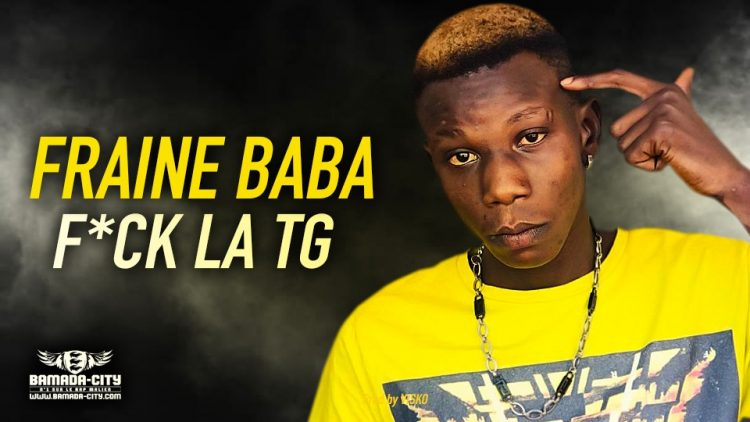 FRAINE BABA - F*CK LA TG - Prod by DOUCARA ON THE TRACK