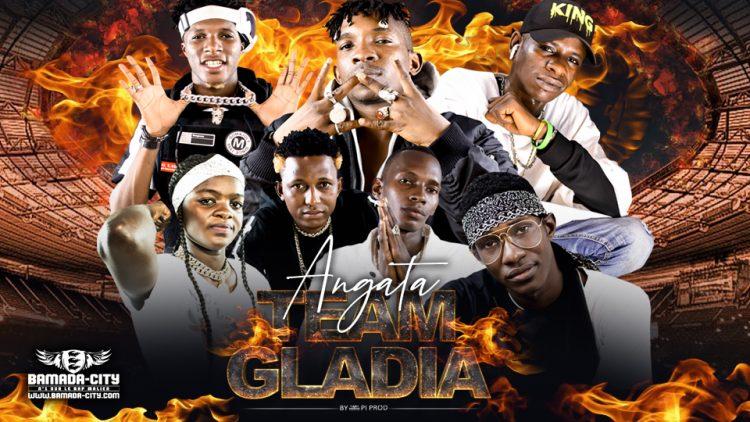 TEAM GLADIA - ANGATA - Prod by DESIGN ON DA TRACK