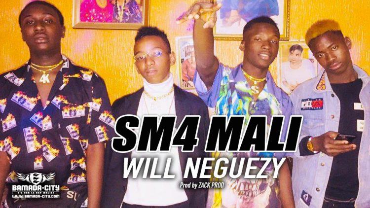 SM4 MALI - WILL NEGUEZY - Prod by ZACK PROD