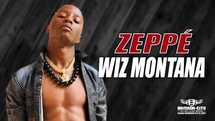 WIZ MONTANA - ZEPPÉ - Prod by M3 MUSIC