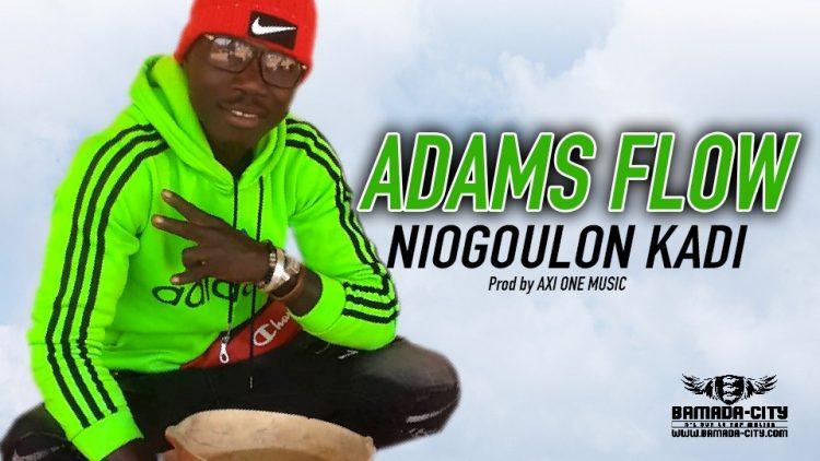 ADAMS FLOW - NIOGOULON KADI - Prod by AXI ONE MUSIC