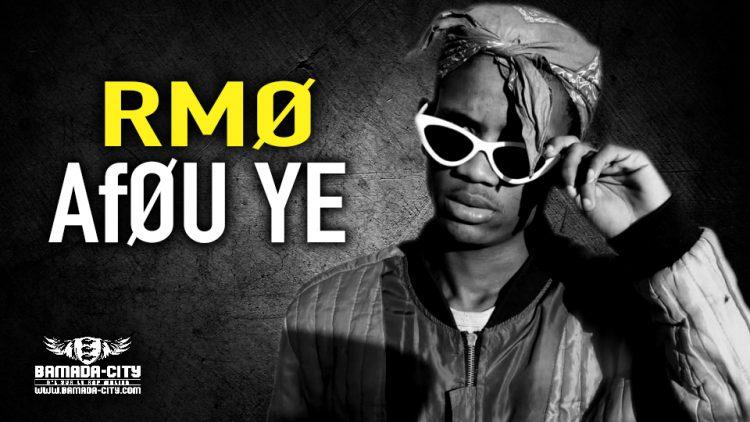 RMØ - AfØU YE - Prod by SyM k Dash
