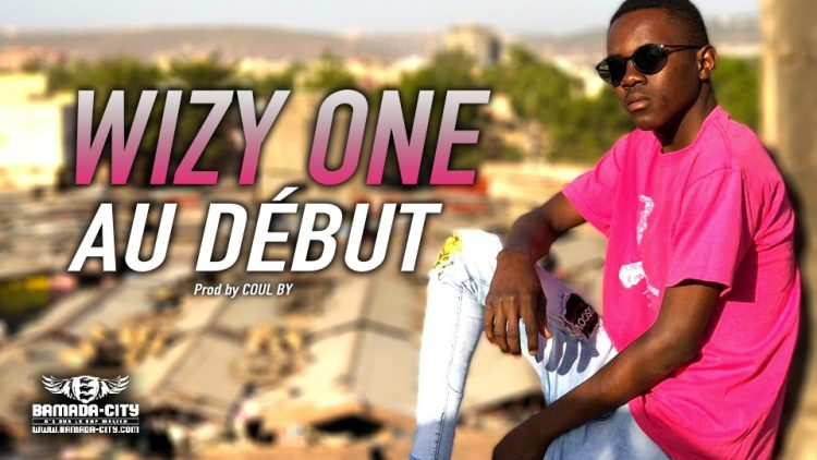 WIZY ONE - AU DÉBUT - Prod by COUL BY