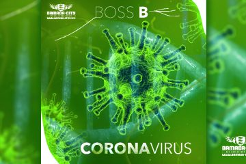BOSS B - CORONAVIRUS - Prod by CHEICK TRAP BEAT