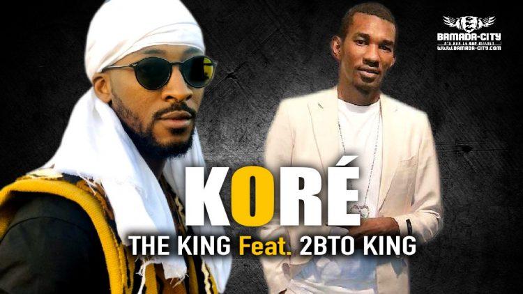 THE KING Feat. 2BTO KING - KORÉ Extrait de l'album KINGDOM - Prod by ZAKAZAKA MUSIC