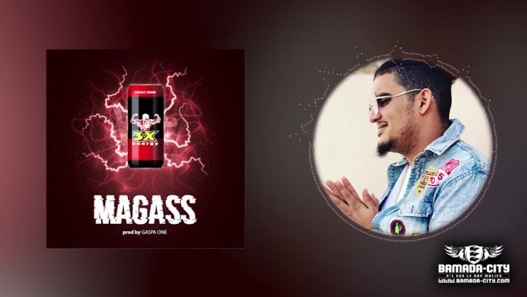 MAGASS - 3X ENERGY DRINK - Prod by GASPA ONE