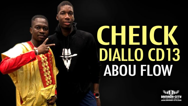 ABOU FLOW - CHEICK DIALLO CD13 - Prod by FAT MONSTER