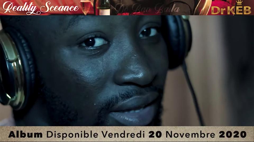 DR KEB - ALBUM REALITY (Séance Studio)