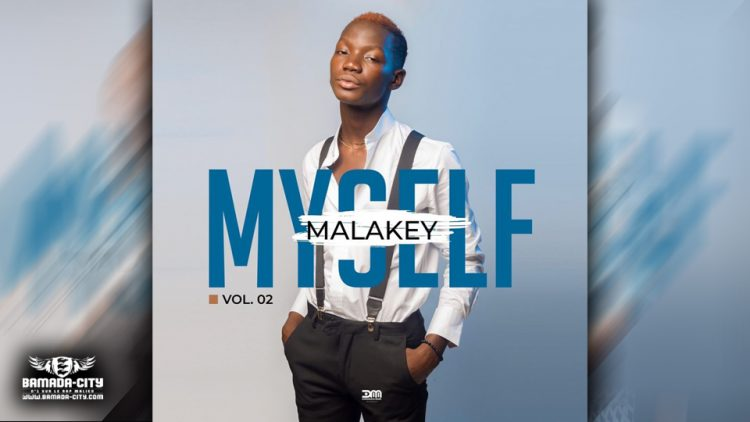 MALAKEY - MYSELF VOL. 2 (EP)