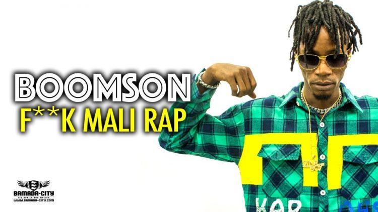 BOOMSON - F**K MALI RAP