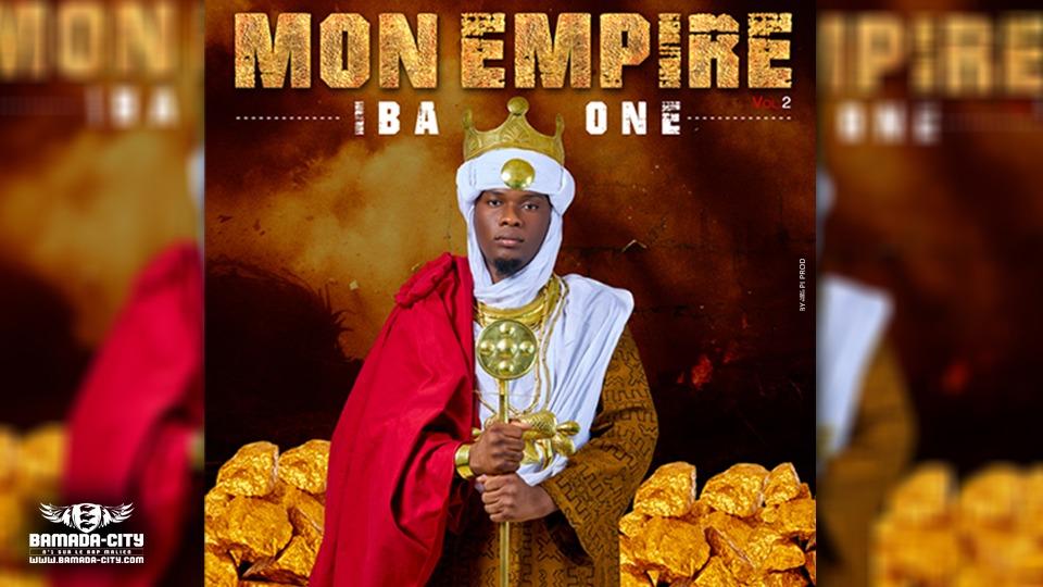 IBA ONE - MON EMPIRE Vol.2(Album)