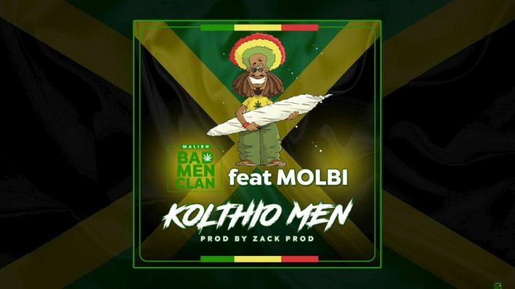 MALIEN BADMEN CLAN Feat. MOL BI - KOLTHIO MEN - Prod by ZACK PROD