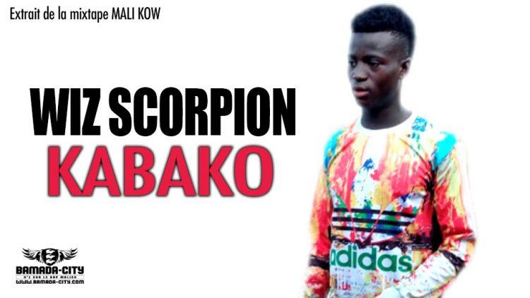 WIZ SCORPION - KABAKO Extrait de la mixtape MALI KOW - Prod by DR B
