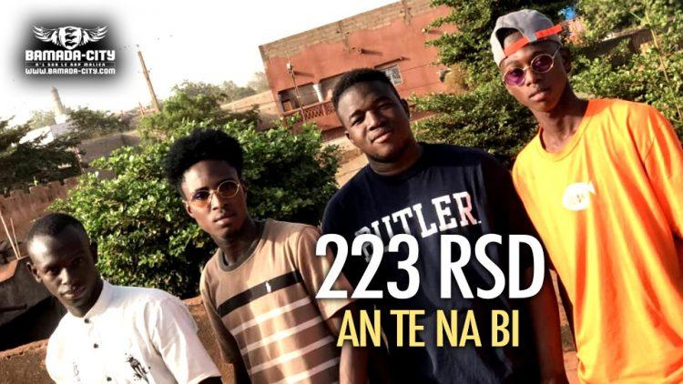 223 RSD - AN TE NA BI - Prod by Dina One