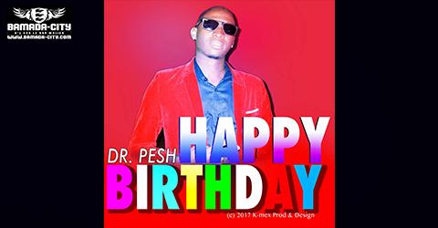 Dr PESH - HAPPY BIRTHDAY (SON)