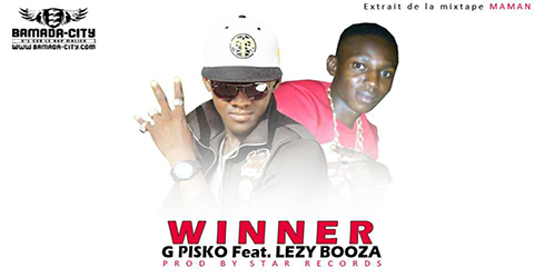 G PISKO Feat. LEZY BOOZA - WINNER (SON)