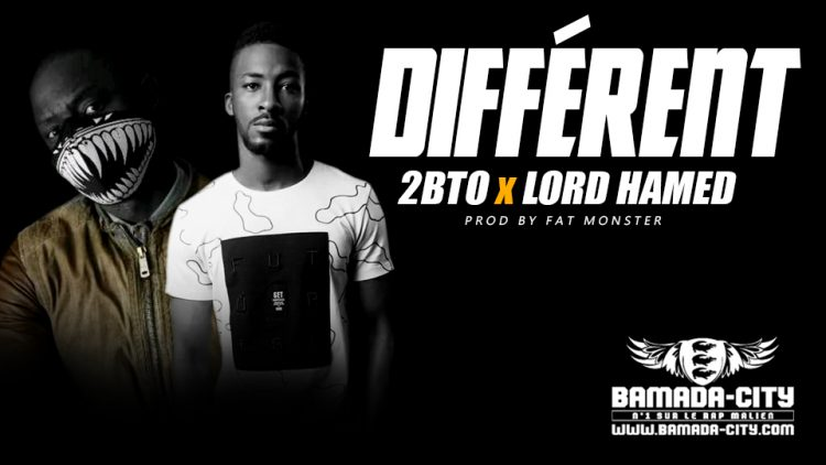 2BTO KING Feat. LORD HAMED - DIFFÉRENT