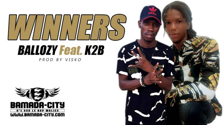BALLOZY Feat. K2B - WINNERS