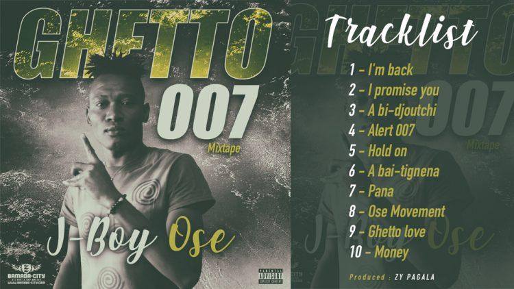 J BOY OSE - A BI DJOU TCHI - Prod by ZY PAGALA