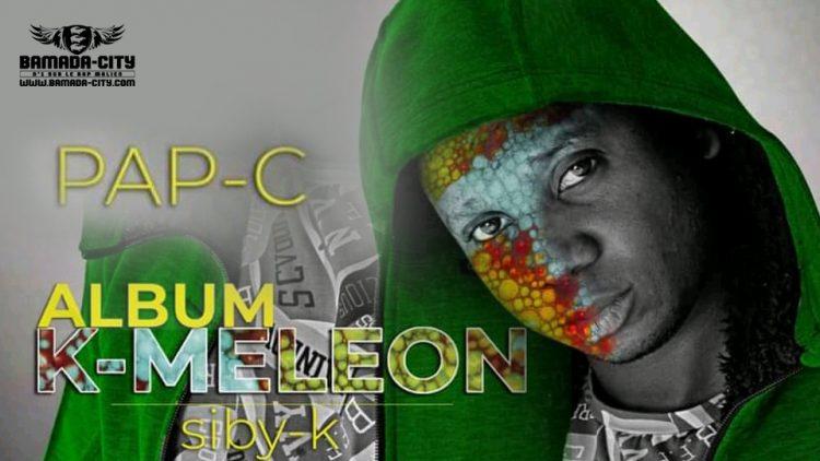 PAP-C - K-MELEON (ALBUM)
