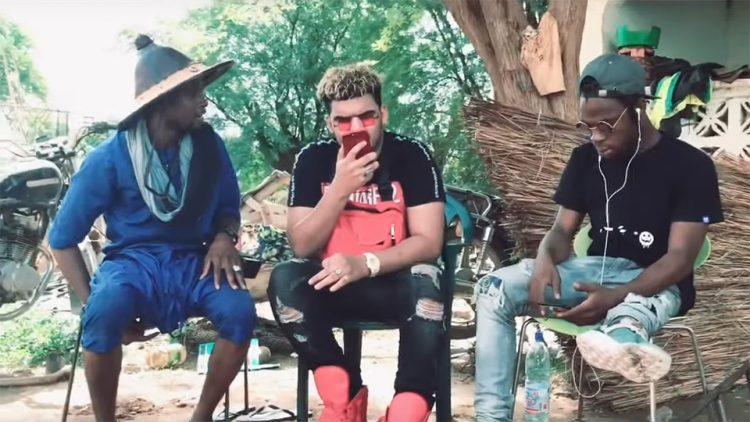 Magass, Mc Leh & Yoro Junior - Siri (Vidéo Comédie)