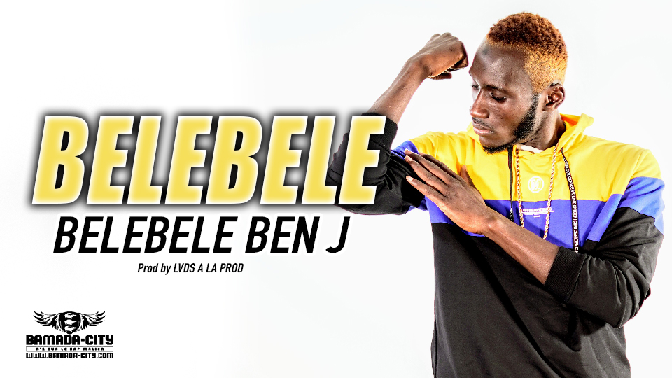BELEBELE BEN J - BELEBELE - Prod by LVDS A LA PROD