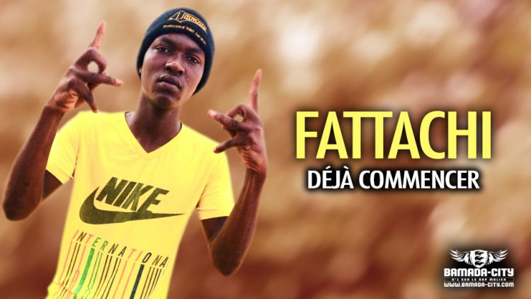 FATTACHI - DÉJÀ COMMENCER - Prod by ZÉNITH HOUSE