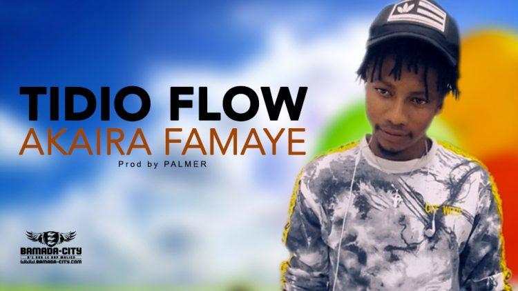 TIDIO FLOW - AKAIRA FAMAYE - Prod by PALMER